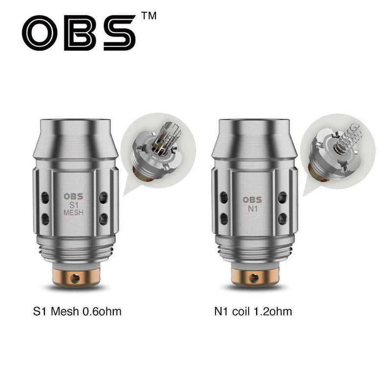 OBS Cube Mini Coil a  for your vape by  at Red Hot Vaping