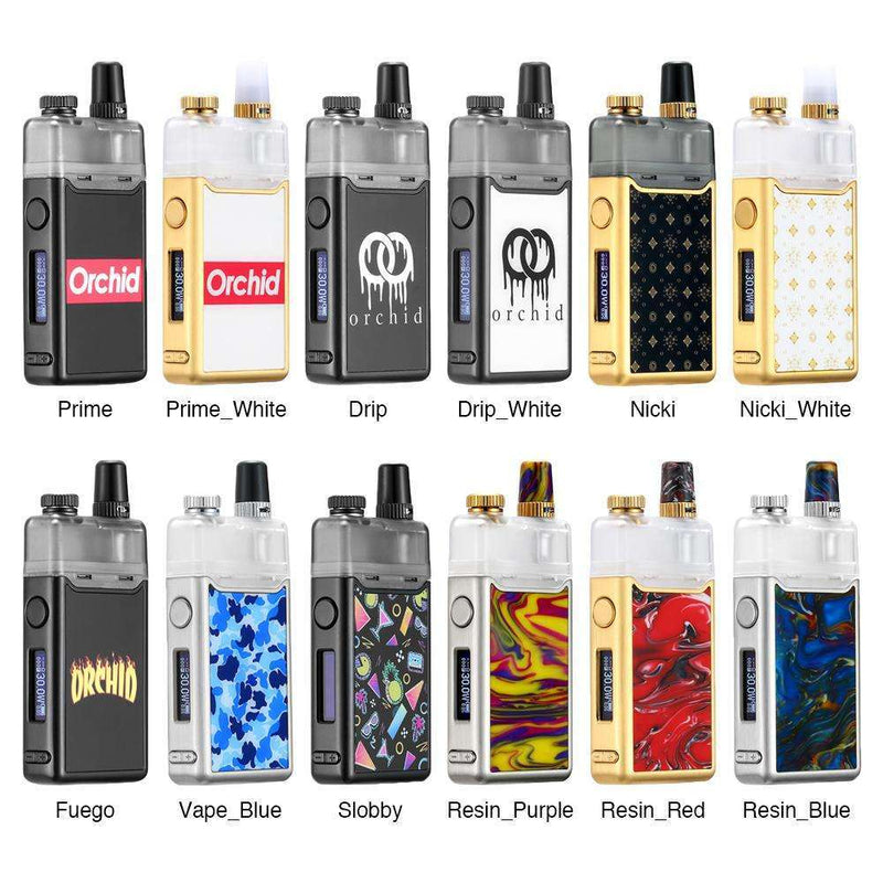 Orchidvape Orchid Mod a  for your vape by  at Red Hot Vaping