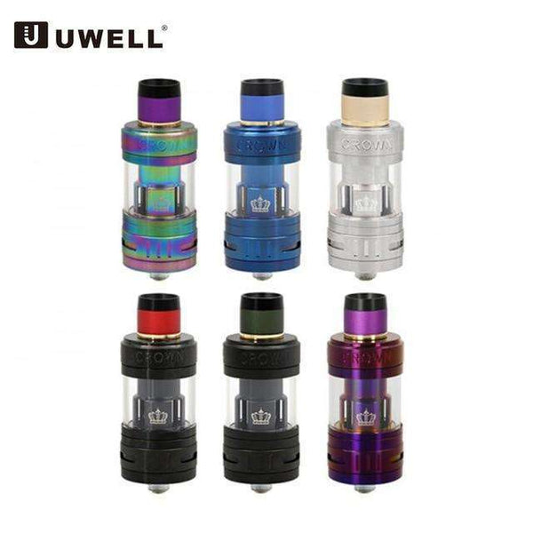Uwell Crown 3 Mini Tank a  for your vape by  at Red Hot Vaping