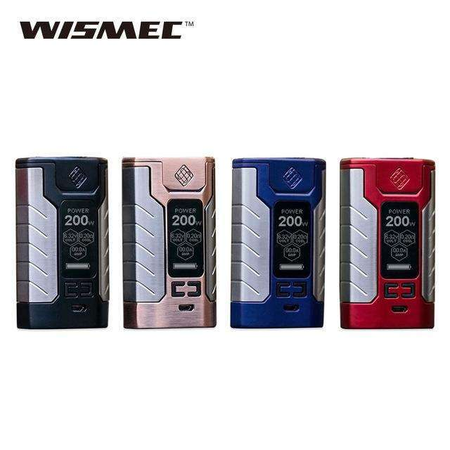 Wismec Sinuous FJ200 Mod a  for your vape by  at Red Hot Vaping