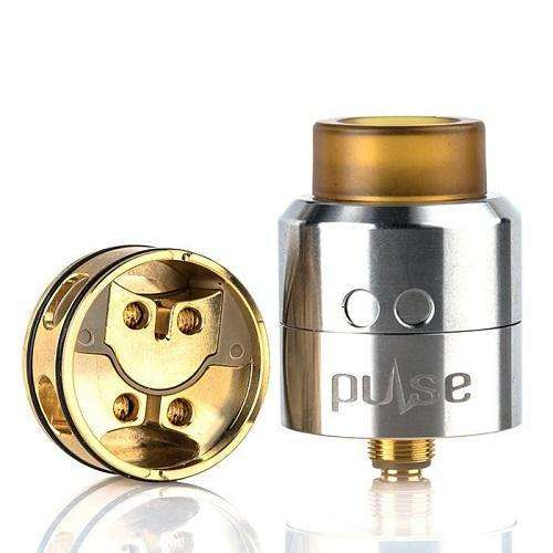 Vandy Vape Pulse 24mm RDA Stainless a  for your vape by  at Red Hot Vaping