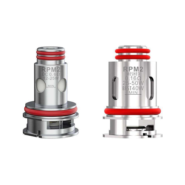 RPM 2 Coils By Smok for your vape at Red Hot Vaping