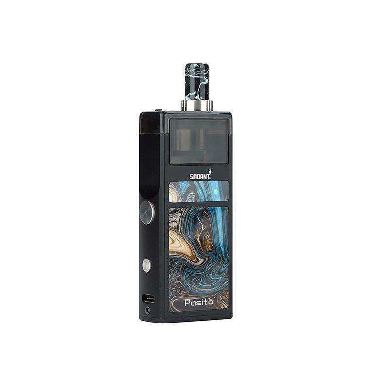 Pasito Pod System By Smoant in Black, for your vape at Red Hot Vaping