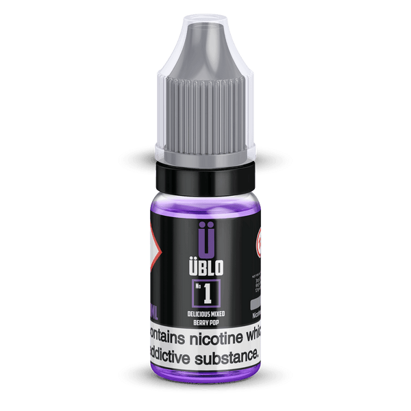 Ublo Number 1 (Equivalent of Vimo Vjuice) 10ml 50/50 By Ublo for your vape at Red Hot Vaping