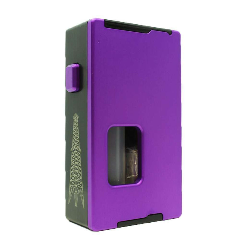 Rig Squonk Box By VapeAMP in Purple, for your vape at Red Hot Vaping