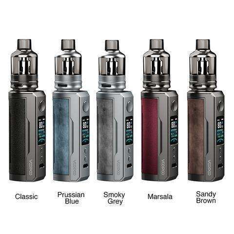 Drag X Plus Kit By VooPoo for your vape at Red Hot Vaping