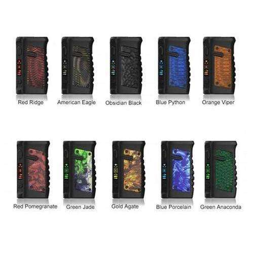 Vandy Vape Jackaroo Mod a  for your vape by  at Red Hot Vaping