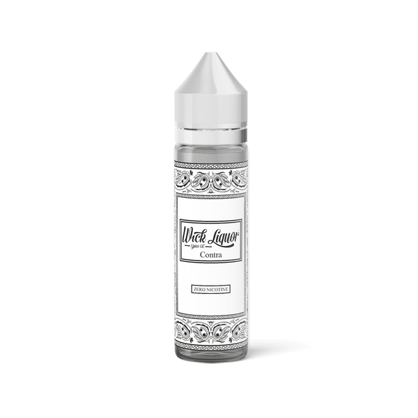 Contra Wick Liquor 50ml for your vape at Red Hot Vaping