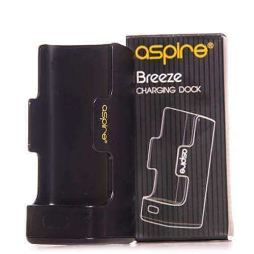 Breeze Charging Dock By Aspire for your vape at Red Hot Vaping