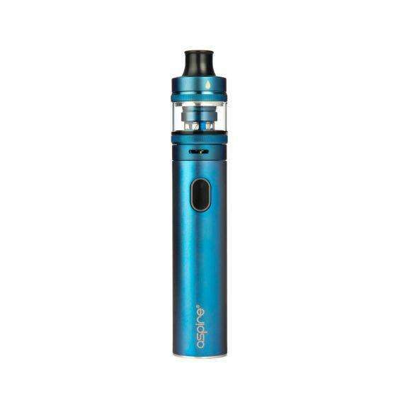 Tigon Stick Kit By Aspire in Blue, for your vape at Red Hot Vaping