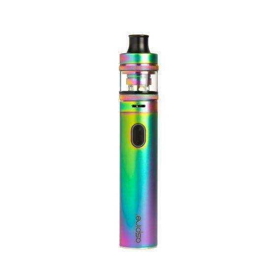 Tigon Stick Kit By Aspire in Rainbow, for your vape at Red Hot Vaping