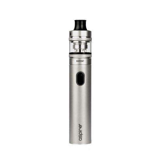 Tigon Stick Kit By Aspire in Stainless, for your vape at Red Hot Vaping
