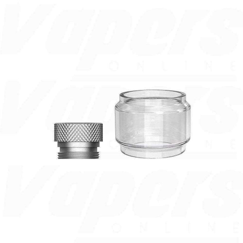 Cerberus Tank Bubble Glass (With extender) By Geekvape for your vape at Red Hot Vaping