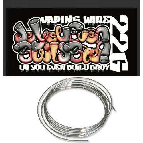 Do You Even Build Bro? Wire a  for your vape by  at Red Hot Vaping