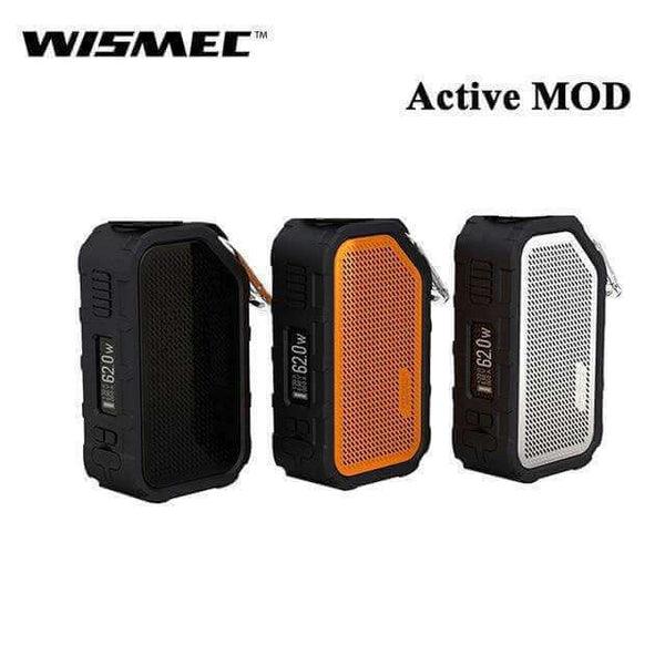 Active Mod By Wismec for your vape at Red Hot Vaping