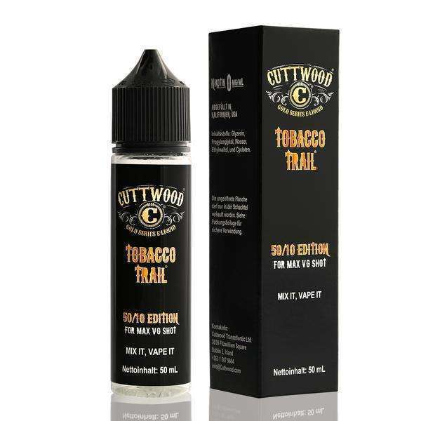 Tobacco Trail Cuttwood 50ml a  for your vape by  at Red Hot Vaping