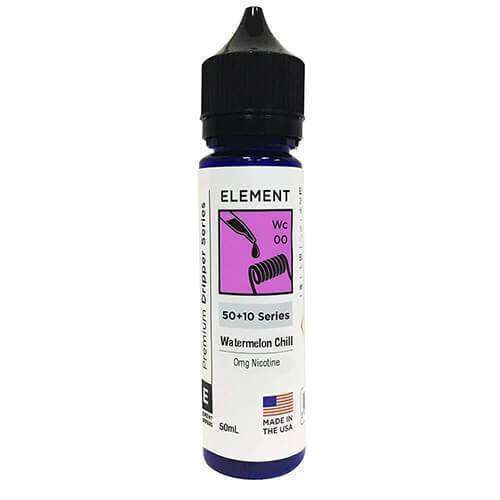 Watermelon Chill By Element 50ml Shortfill for your vape at Red Hot Vaping