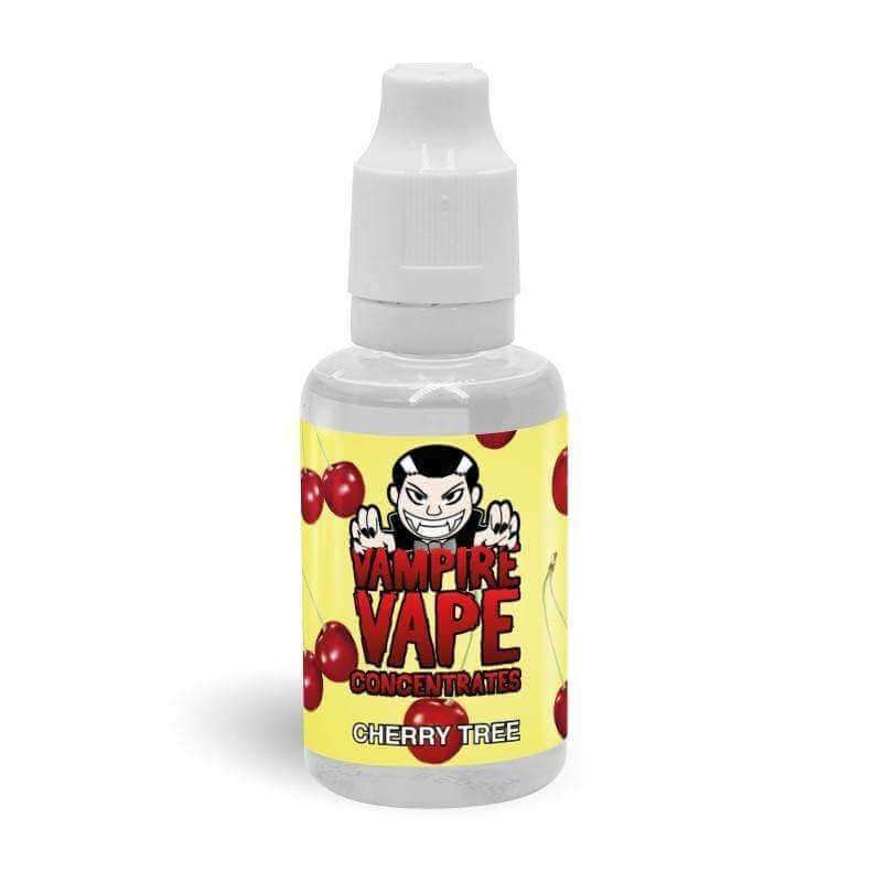 Cherry Tree Concentrate By Vampire Vape 30ml for your vape at Red Hot Vaping