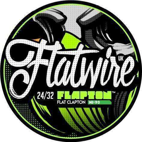 Flatwire UK Wire Spools a  for your vape by  at Red Hot Vaping