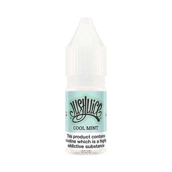 Cool Mint Just Juice 10ml for your vape at Red Hot Vaping