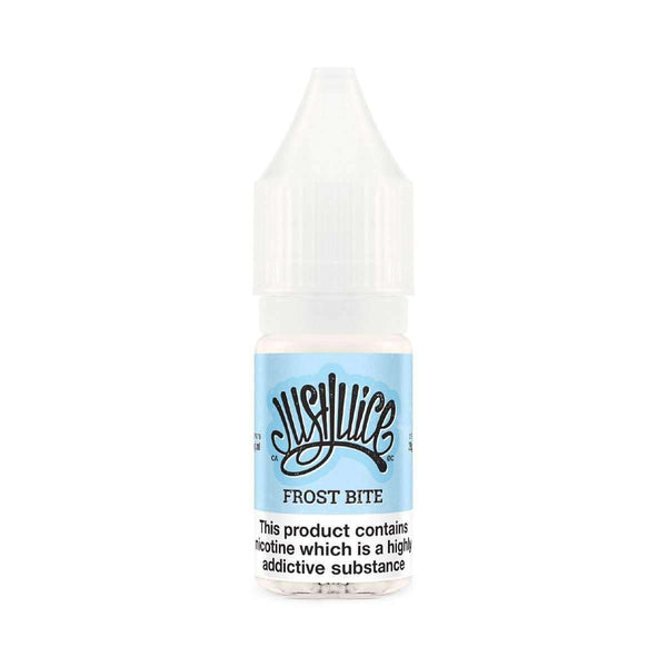 Frost Bite Just Juice 10ml a  for your vape by  at Red Hot Vaping