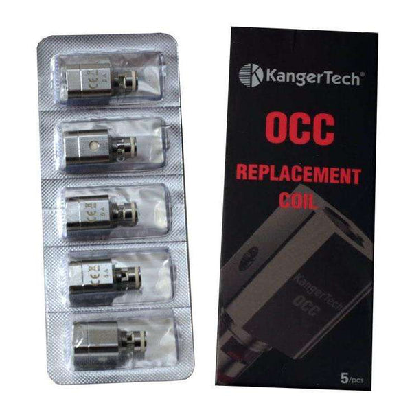 Kanger OCC Coils a  for your vape by  at Red Hot Vaping