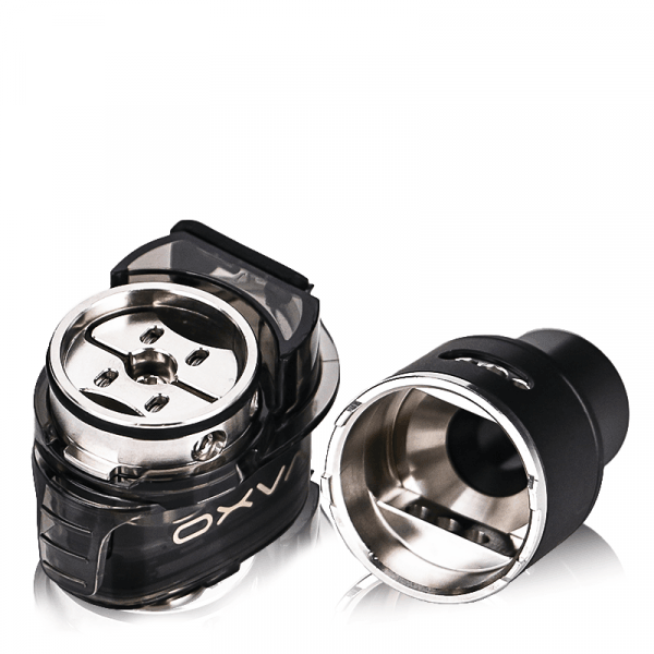 Origin X Dual Coil RBA Pod By Oxva for your vape at Red Hot Vaping