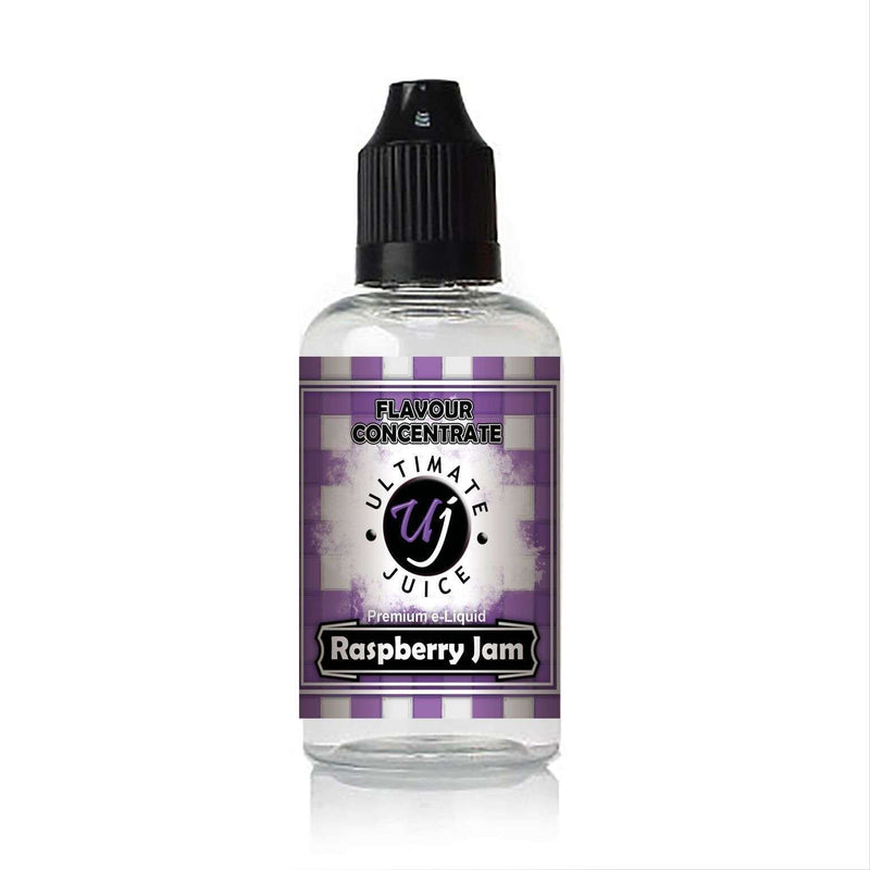 Raspberry Jam Ultimate Juice Concentrate a  for your vape by  at Red Hot Vaping