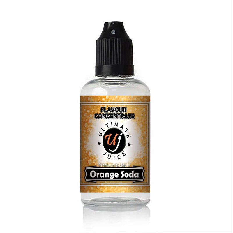 Orange Soda Ultimate Juice Concentrate a  for your vape by  at Red Hot Vaping