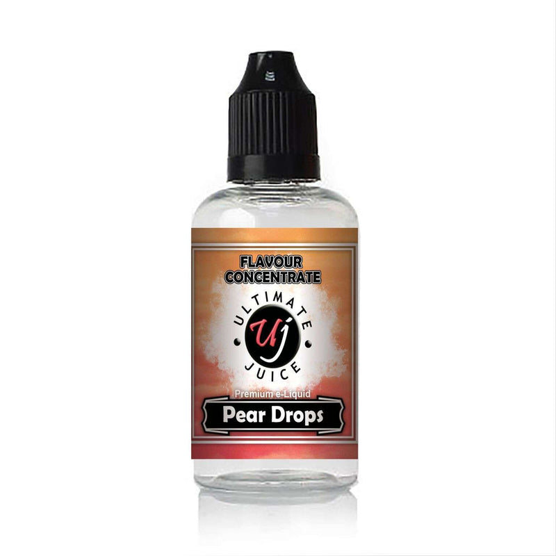 Pear Drops Ultimate Juice Concentrate a  for your vape by  at Red Hot Vaping