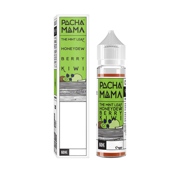 Mint Leaf Honeydew Berry Kiwi Pachamama 50ml a  for your vape by  at Red Hot Vaping