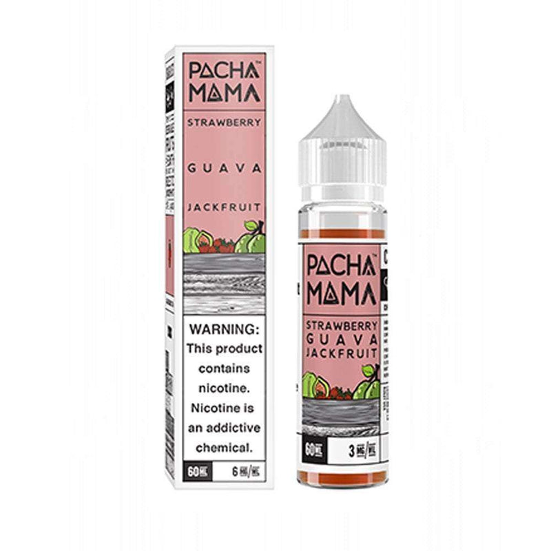 Strawberry Guava Jackfruit Pachamama 50ml a  for your vape by  at Red Hot Vaping