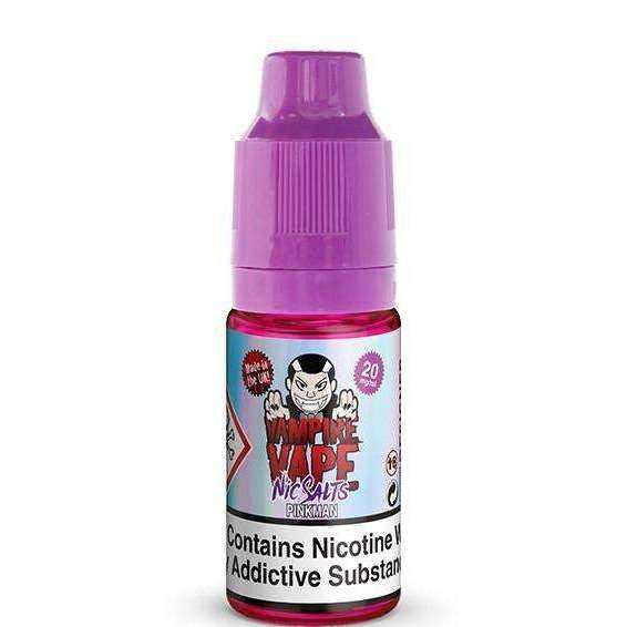 Pinkman Vampire 10ml Nicotine Salt a  for your vape by  at Red Hot Vaping