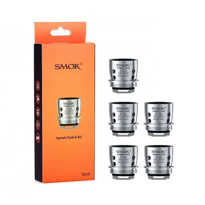 Smok Spiral Coils a  for your vape by  at Red Hot Vaping