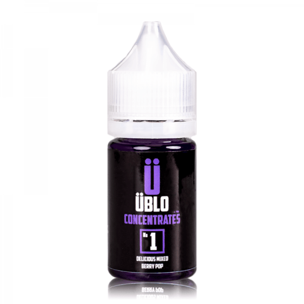 Ublo Concentrate Number 1 (Equivalent of Vimo Vjuice) for your vape at Red Hot Vaping