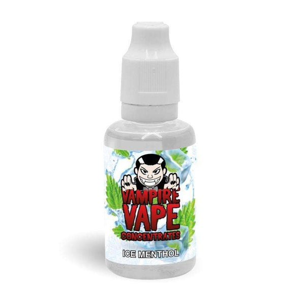 Ice Menthol Vampire Vape Concentrate a  for your vape by  at Red Hot Vaping