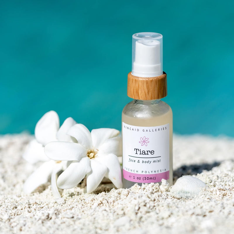 Tiare Face and Body Mist