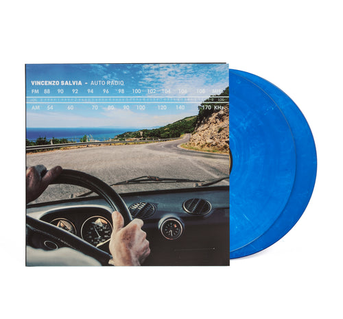 Vincenzo Salvia - Auto Radio 2LP