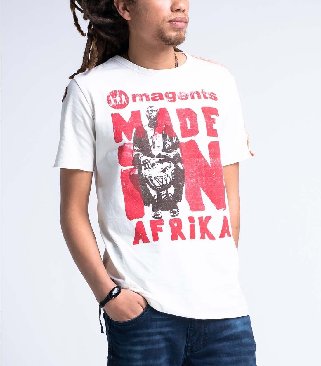 MADE IN AFRIKA - WHITE