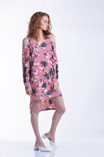 Pocket Princess Floral Dress