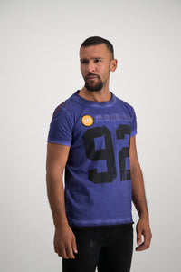 Magents 92 T-shirt in Blue