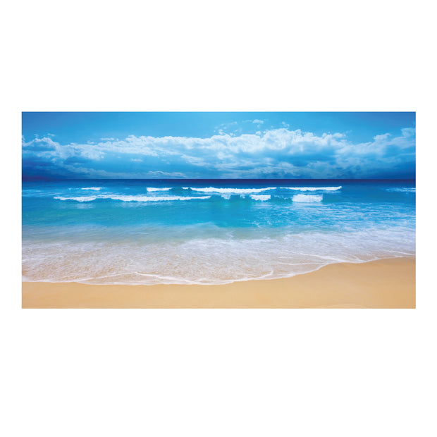 Sporn® Aquatics: Beach Cling Background