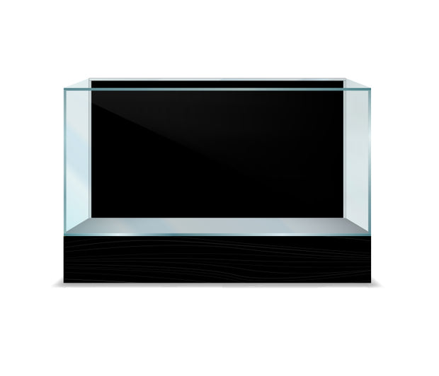Sporn® Aquatics: Black Cling Background