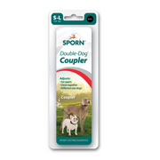 Sporn Double Dog Coupler - Walk 2 dogs at once