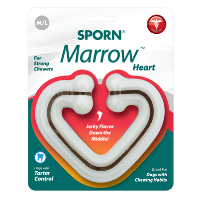 Sporn Marrow Heart bone for dogs