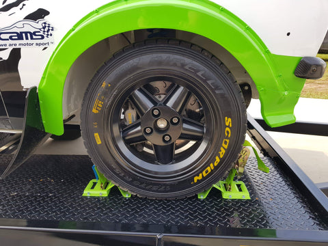 Wheel Chock Kit