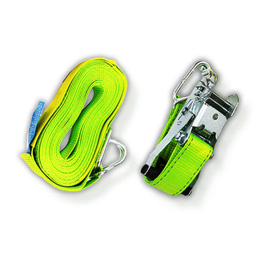 Ultimate Transport Ratchet Strap - Swan Hooks- Day/Night Use