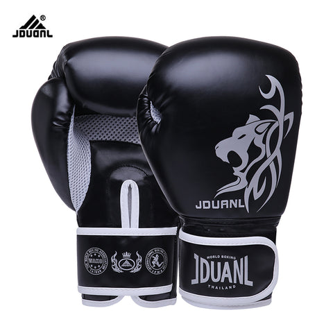 10OZ/6OZ High Quality Leather Boxing/MMA Gloves