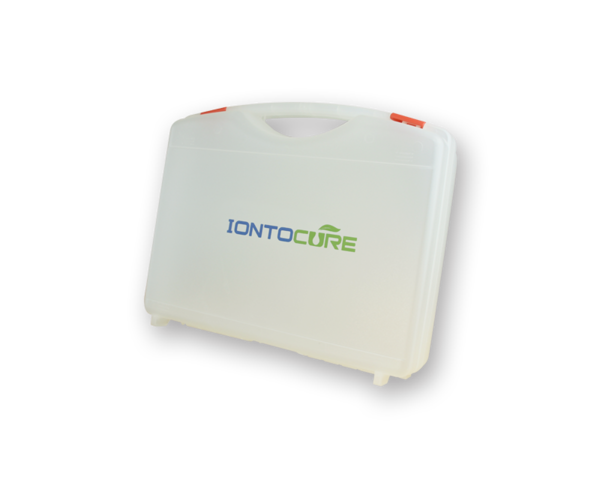 Hyperhidrosis Iontophoresis Machine for Sweaty Hands and Feet iD-100