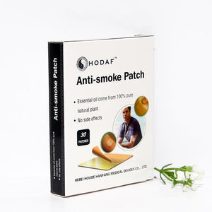 ANTI-SMOKE PATCH BY HODAF® - (30 PATCHES/BOX)